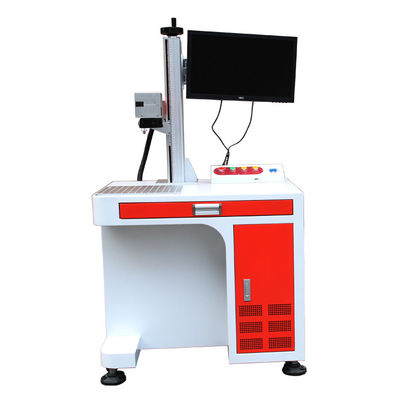 Chiny 50 Watt Laser Metal Marking MachineArea 175X175MM Standardowy port USB dostawca