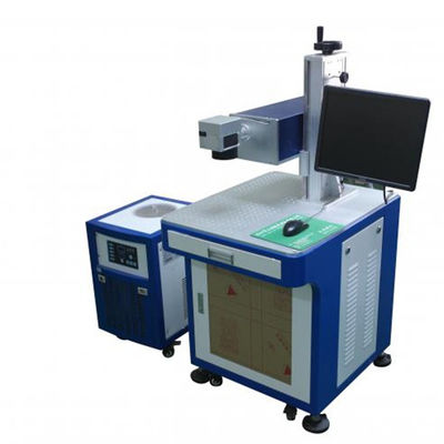 Chiny Table Top Uv Laser Marking Machine High Effiency Prompt Goodstabletop dystrybutor